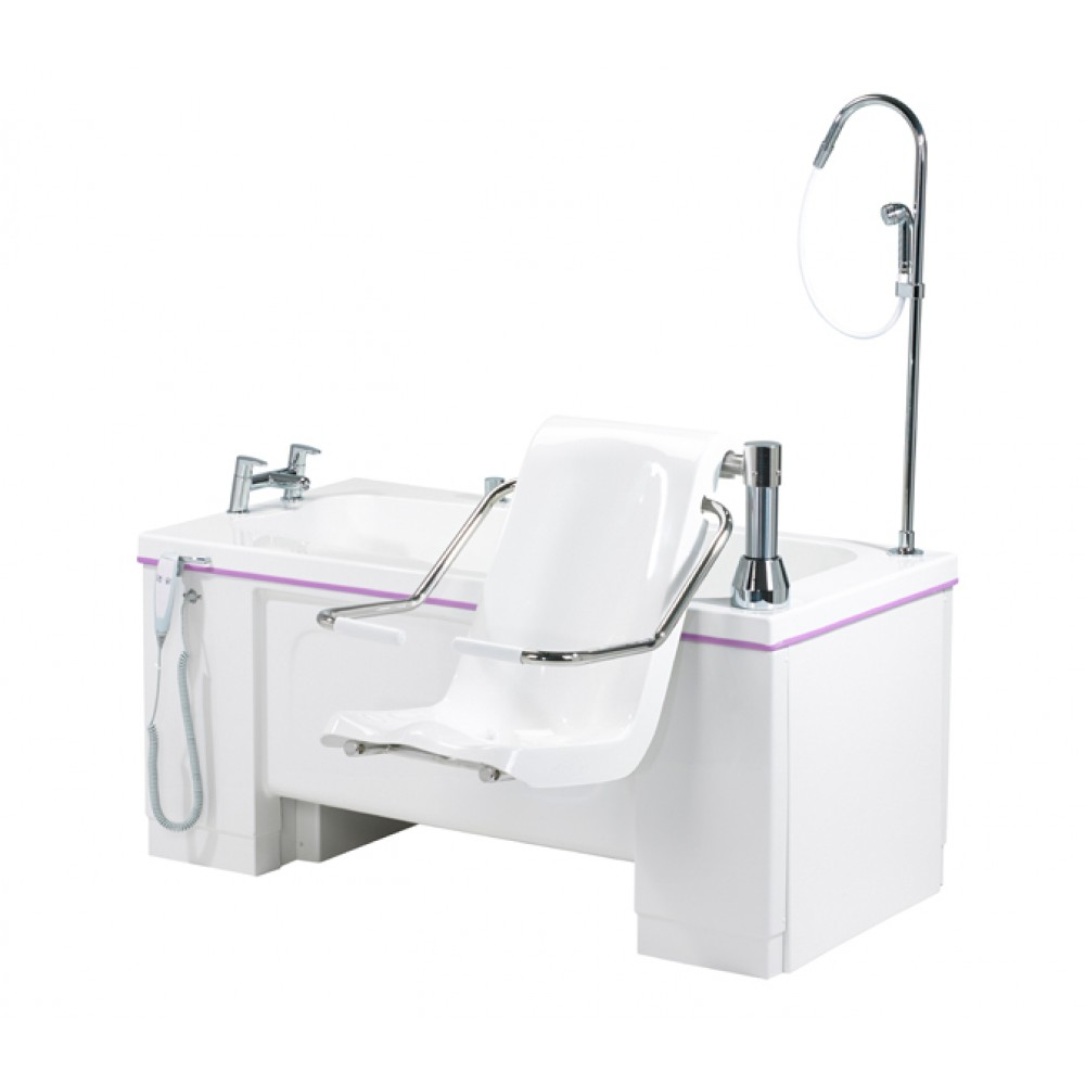 Comfort Line Fixed Height Assisted Bath