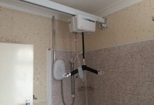 Ceiling Lift Track System