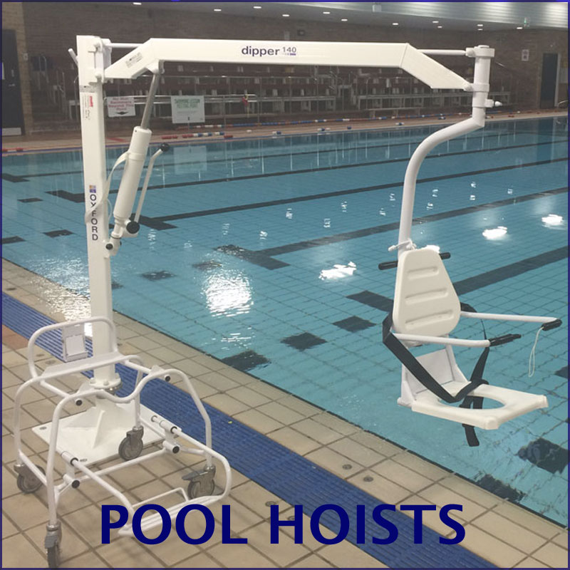 Pool Hoists