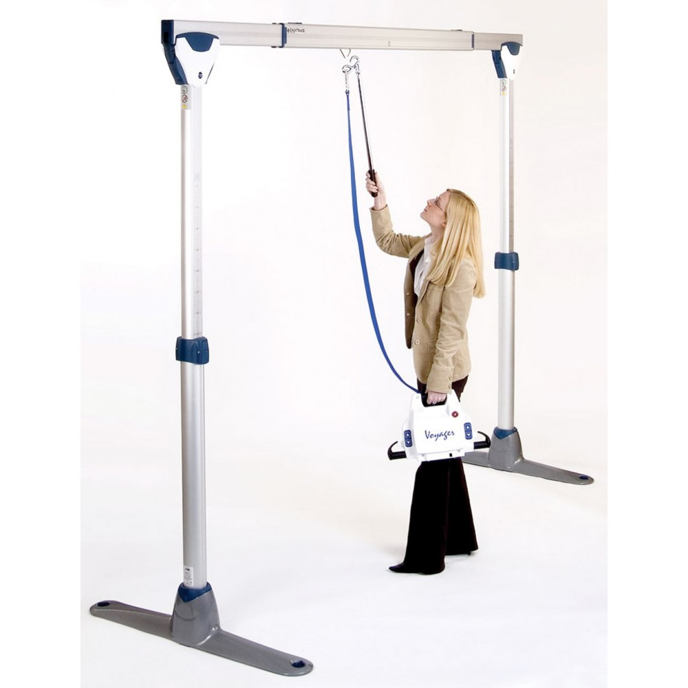 Oxford Easytrack FS with 3 meter extended rail