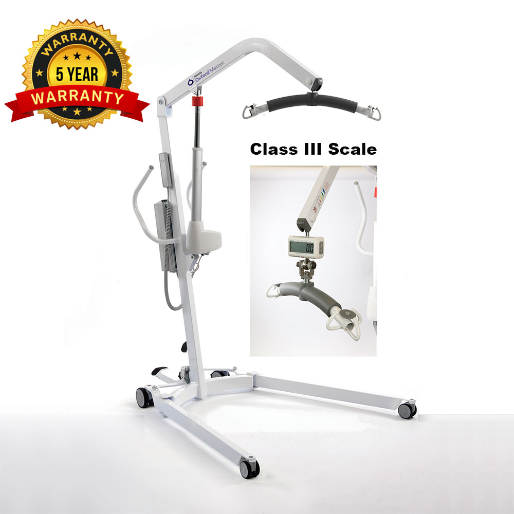 Mobile Hoist & Weighing Scale Package