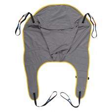Full Back Net (With Padded Legs) - Extra Large