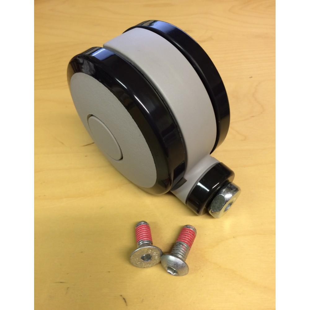 100mm Front Castor Wheel (Older hoists)