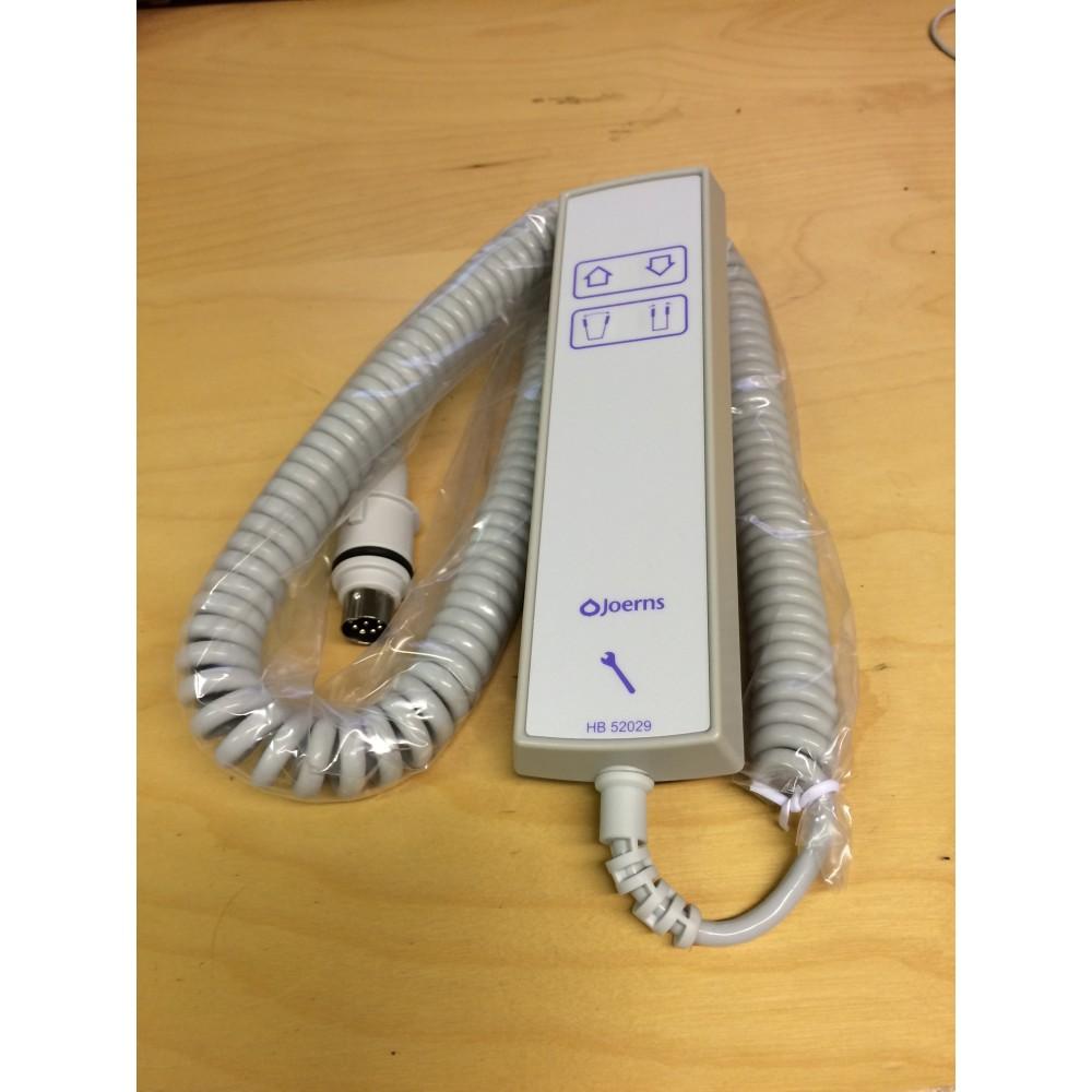 Maxi 180 Electric Leg Handset