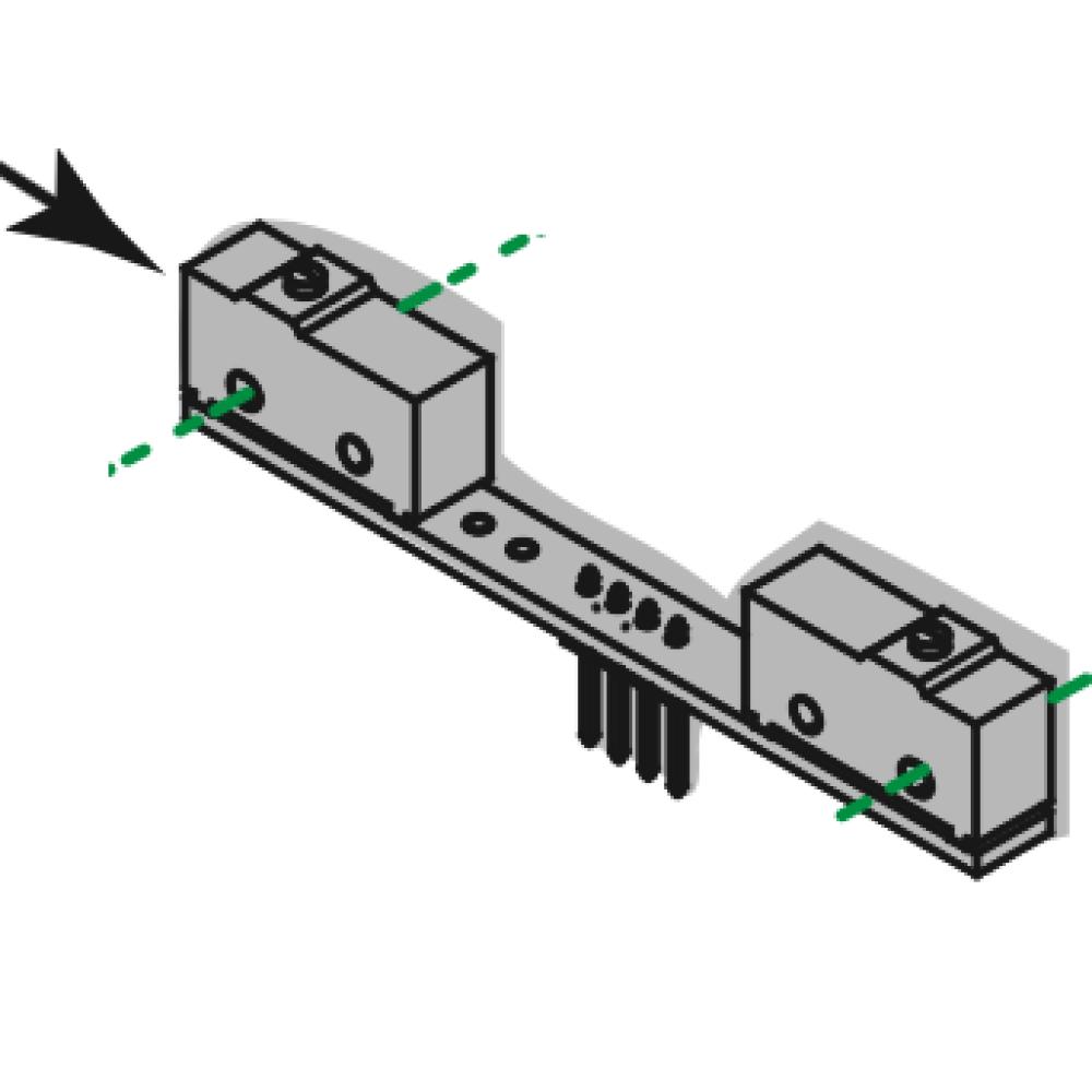 21 - Limit Switch Assy