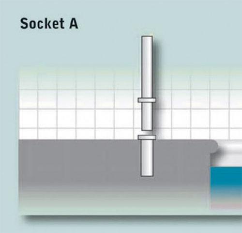 Oxford Dipper Socket A